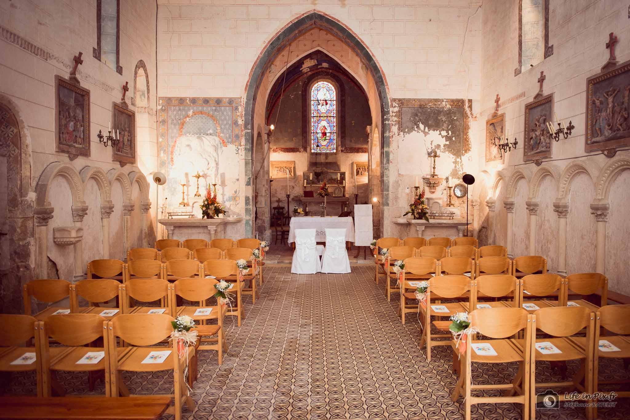 mariage chapelle d'auvillers - le temps d'un event