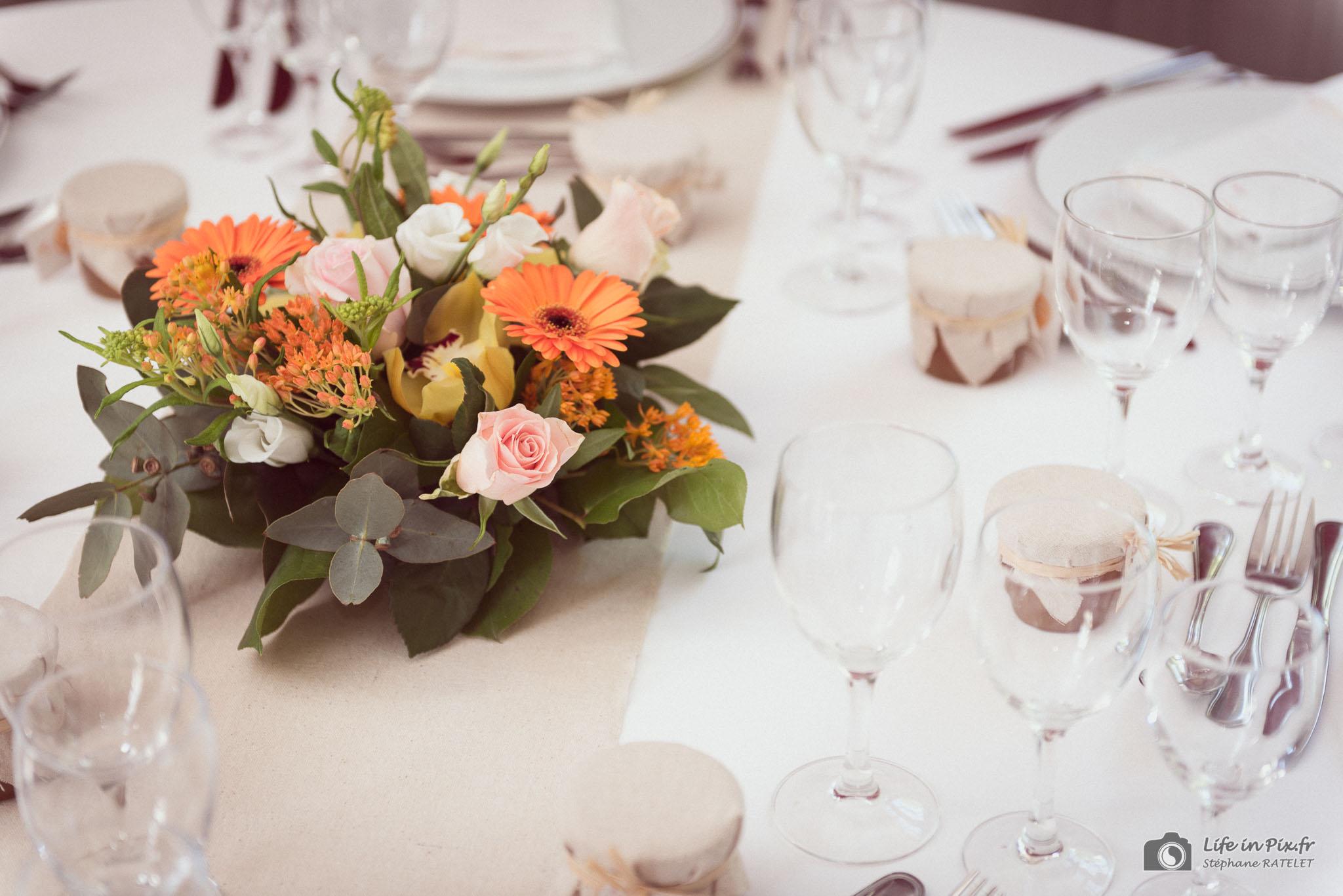wedding planner le temps d'un event - mariage château d'Auvillers
