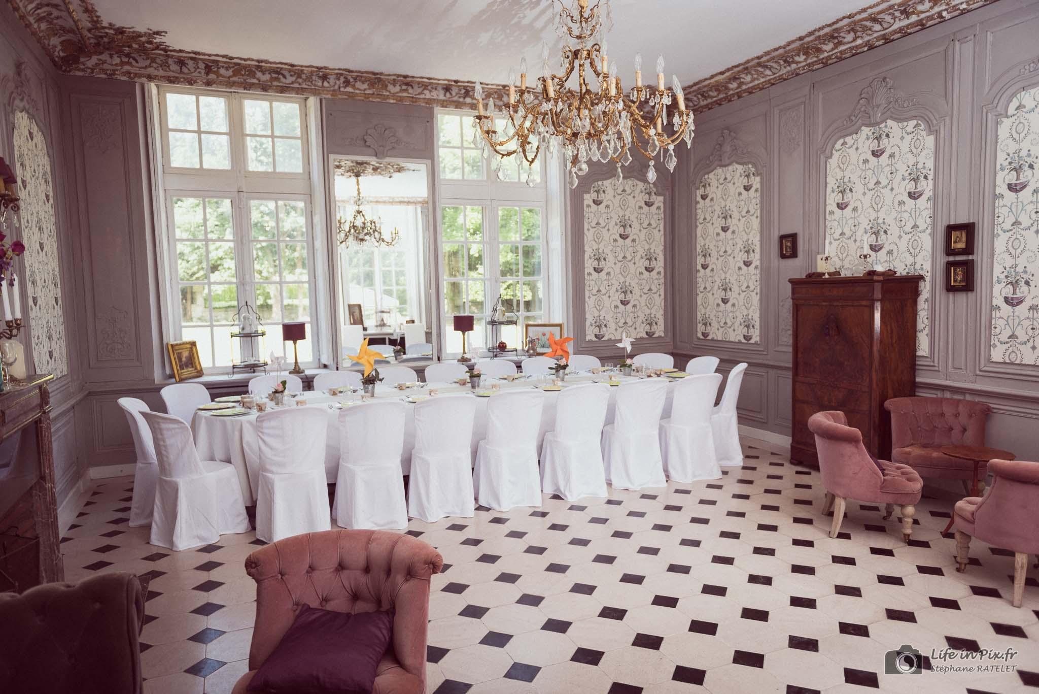 table des enfants - château d'auvillers - mariages 2017 - wedding planner compiègne