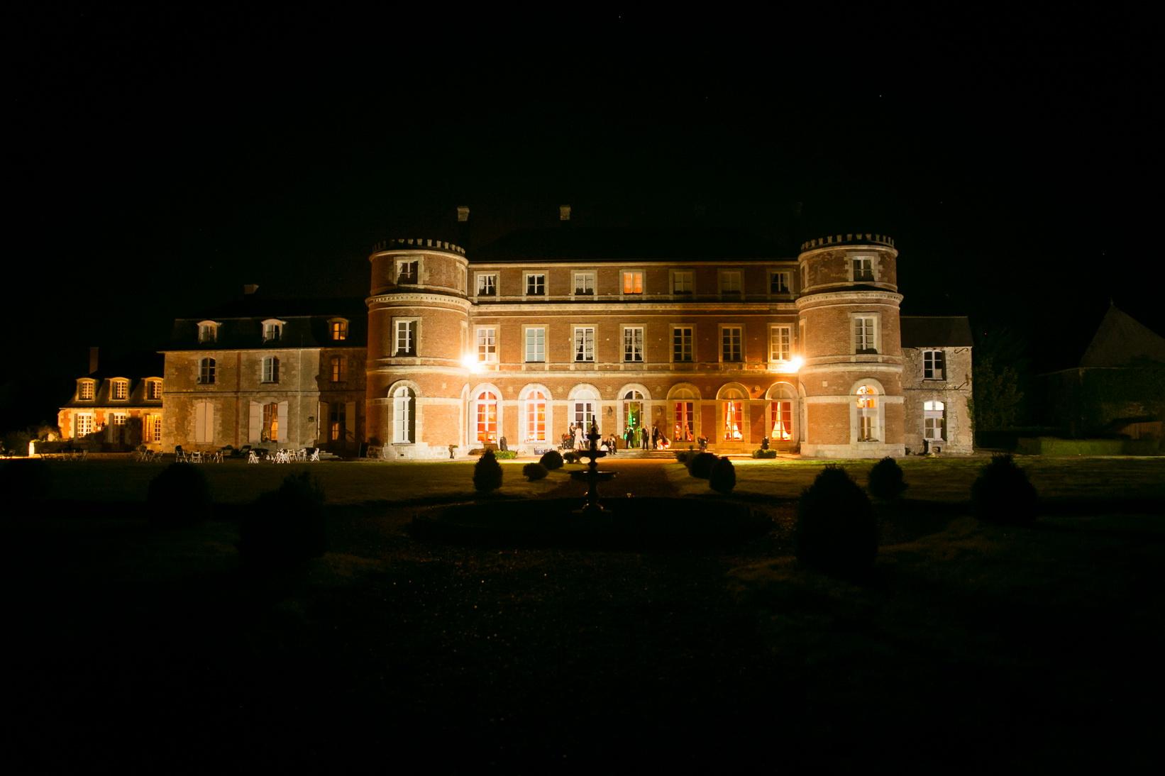 chateau mariage - wedding planner compiègne